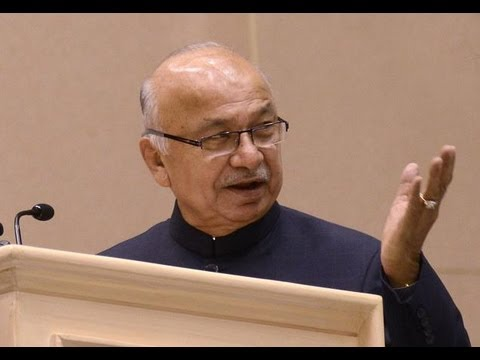 RSS, BJP promoting Hindu terrorism: Sushilkumar Shinde