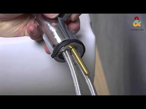 Cómo instalar un grifo de bidé