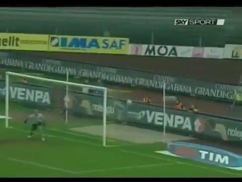 Serie A 2007 gol bellissimi gollazzi inizio campionato italiano Toni Totti Loria Amauri Di Michele Quagliarella Oddo Rocchi Seedorf