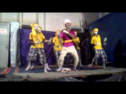 Gabbar and sunny deol in marathi dance