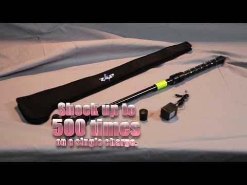 ZAP Cane 1 Million Volt Walking Cane Flashlight - ZAP Cane introduction video.
