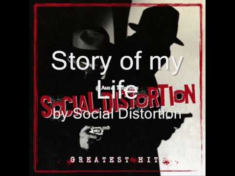 Social Distortion - Story of my Life (Lyrics) Music Videos