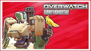 TRIGGERED FEMMY - Overwatch Funny Moments 2