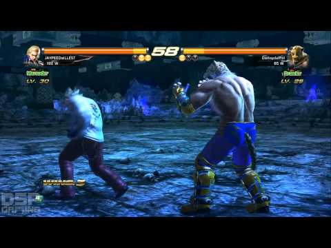 Tekken Revolution 2nd Set pt10