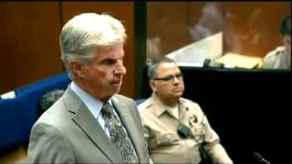 Conrad Murray Trial - Day 3, September 29, 2011 - Kai Chase (5 of 5)