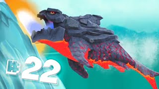 FIRE SHARK!! || Hungry Shark Evolution - Ep 22 HD