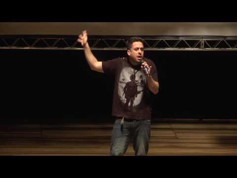 COMO TROLLAR UMA SALA INTEIRA - Stand Up - Maurício Meirelles Vídeos de zueiras e brincadeiras: zuera, video clips, brincadeiras, pegadinhas, lançamentos, vídeos, sustos
