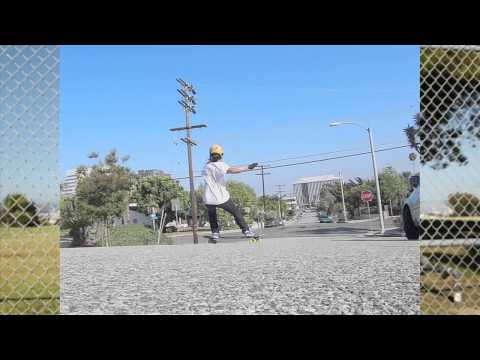Longboarding - Trick Tip - Frontside Powerslide Shovit