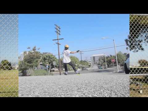 Longboarding - Trick Tip - Frontside Powerslide Shovit