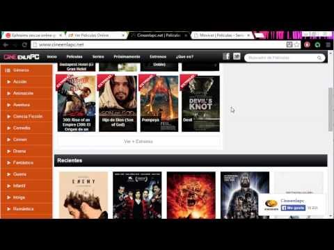 Paginas para ver películas gratis (Top4) [Películas Online Gratis 2014]