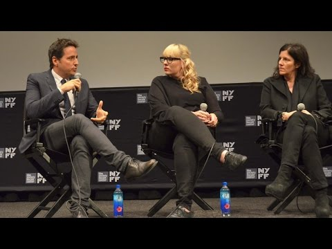 Laura Poitras & Doc Filmmakers | Field of Vision Q&A | NYFF53