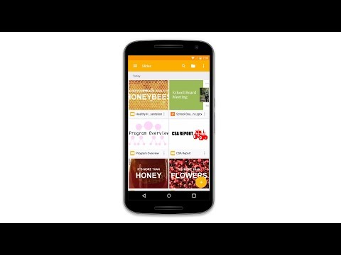 Google Slides APK Cover