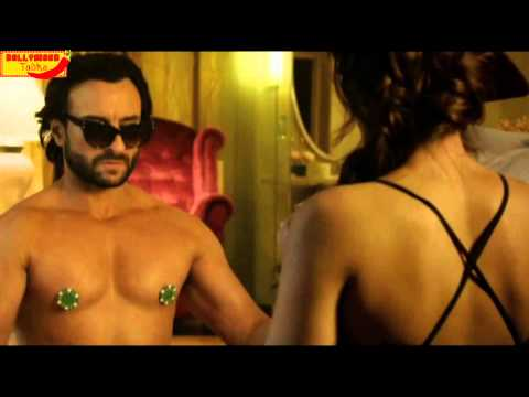 Ileana Dcruz Strips For Saif Ali Khan In happy Ending video