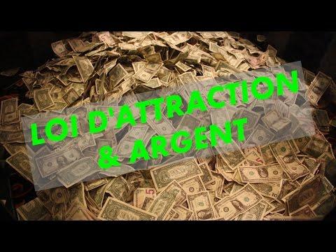 Loi d'attraction et argent