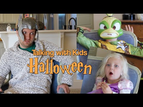 Talking with Kids: HALLOWEEN