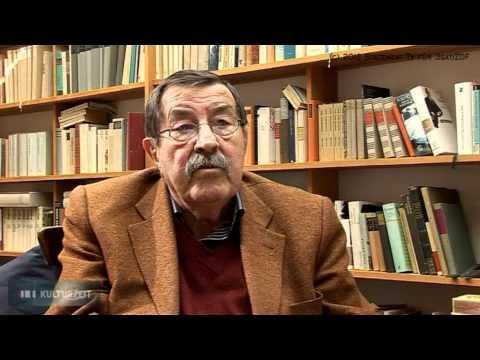 Günter Grass im Gespräch mit Jens Peter Paul