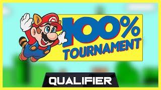 TheLostLlama vs MaCobra52 vs Mitchflowerpower | Qualifier | GSA SMB3 100% Tournament Spring 2019