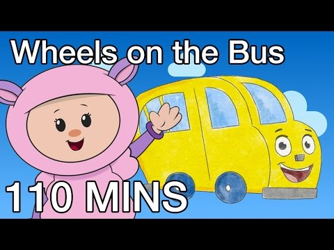 The Wheels On The Bus And More Nursery Rhymes From Mother Goose Club video