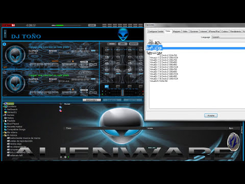 descargar e instalar virtual dj 7 pro full español HD (mediafire)