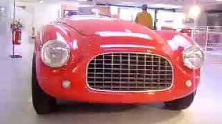 Ferrari 166 Inter in Maranello