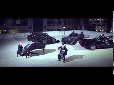 Batman Evolution   Thepianoguys video