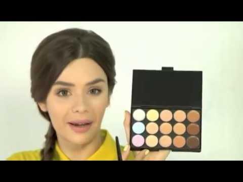 Маша Вей: как пользоваться цветным корректором