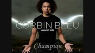 Watch Corbin Bleu Champion video