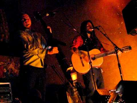 Eric McFadden/James Whiton - Never Go Home - 15 May 2008