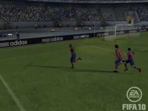 FIFA 10 - Great Strike