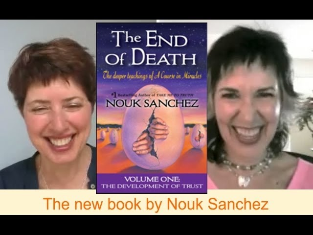 The End of Death - The new book by Nouk Sanchez