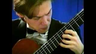 Alexander Rengach plays Luigi Legnani, Caprice N 9 from 36 Caprices op.20