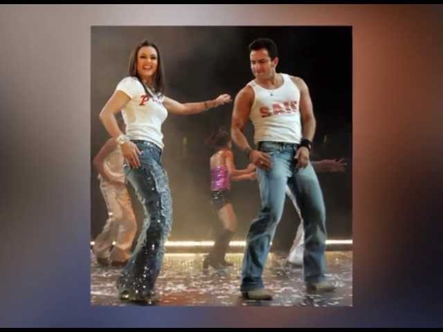 Preity Zinta returns with Saif Ali Khan