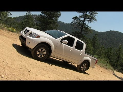 2012 nissan frontier 4x4 pro4x speedy off road tech demo. Black Bedroom Furniture Sets. Home Design Ideas