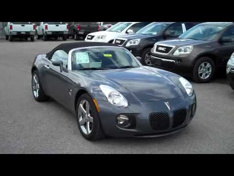 2008 pontiac solstice gxp youtube. Black Bedroom Furniture Sets. Home Design Ideas