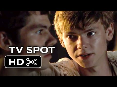 The Maze Runner TV SPOT - Clue (2014) - Dylan O'Brien Movie HD