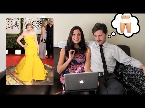 GOLDEN GLOBES FASHION REVIEW!