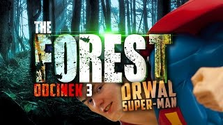 JESTEM DRWALEM-SUPER-MANEM :D | The Forest #3 | Vertez