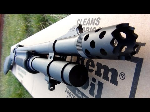 Remington 870 Express Tactical Shotgun