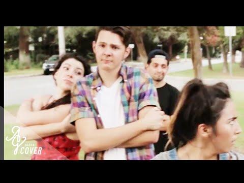 Demi Lovato - Really Don't Care ft Cher Lloyd (Alex G & Friends Cover)
