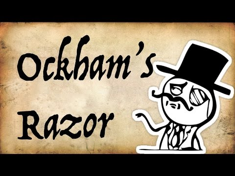 What is Ockham's Razor? - Gentleman Thinker