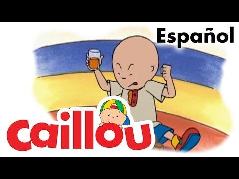Caillou ESPAÑOL - Caillou va a la guardería  (S01E07)