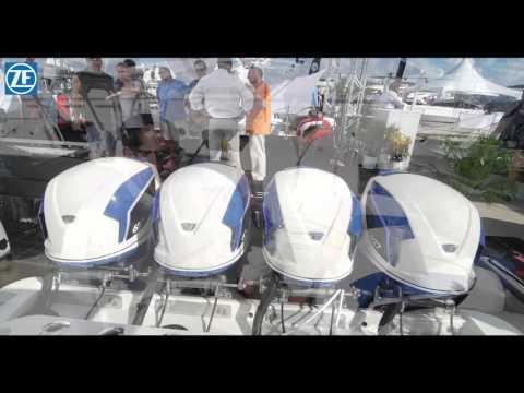 ZF Marine at Fort Lauderdale Boat Show 3/4 (en)