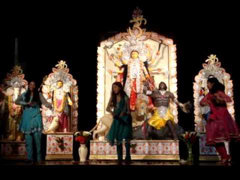 Bole ChudiyanMaahi Ve Medley Uttaran Durga Puja 2010