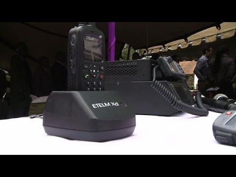 Anti-poaching digital radio system launched in Kenya
