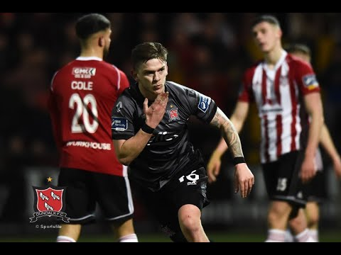 HIGHLIGHTS | Derry City 0-2 Dundalk FC | 15.03.2019
