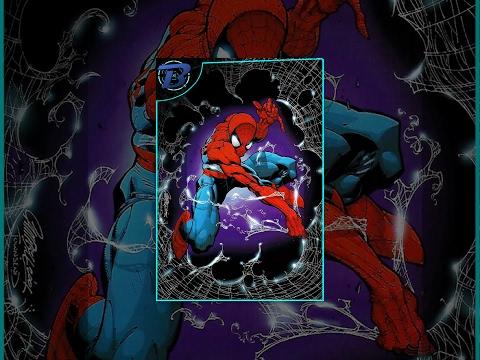 Spider-Man Homecoming - Filme Completo - Dublado Motion Comic ( Marvel Comics ) thumbnail