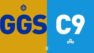 GGS vs C9 - NA LCS Week 2 Highlights (Summer 2018)