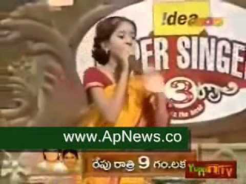 Telugu Folk Songs - Madhupriya Songs (apnews.co) video
