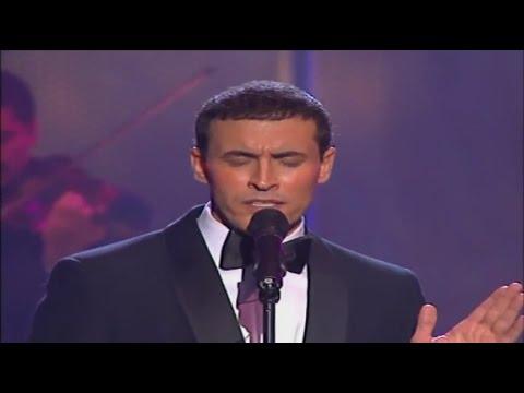 حصريآ / القيصر كاظم الساهر - موال لبنكم - اغنية ماتحرك احساسي - مهرجان اوربت الرابع - البحرين 99 ~