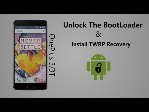 OnePlus 3/3T - Unlock BootLoader & Install Twrp Recovery (Step By Step Guide)